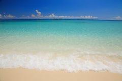 Praia do paraíso Foto de Stock