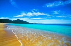 Praia do paraíso
