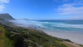 Praia do ponto do cabo Fotografia de Stock