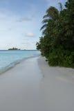 Praia do proscrito Foto de Stock Royalty Free