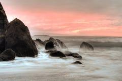 Praia do rubi Imagem de Stock Royalty Free