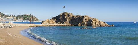 Praia do Sa Palomera Fotografia de Stock
