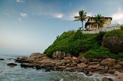 Praia do Sonho Stock Foto