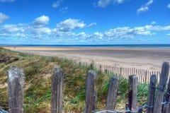 Praia do St Andrews fotos de stock