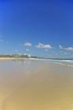 Praia do verão Foto de Stock Royalty Free