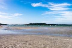 Praia-DOS Carneiros - Pernambuco, Brasilien Stockbild