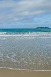 Praia dos Ingleses, Florianopolis Fotografia Royalty Free