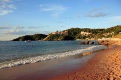 Praia dos ossos buzios brazil Stock Photo