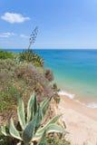 Praia doVau Lizenzfreies Stockfoto