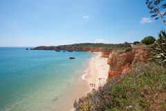 Praia doVau Stockbilder