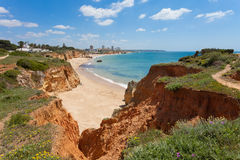 Praia doVau Royalty Free Stock Images