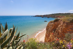 Praia doVau Royalty Free Stock Photos