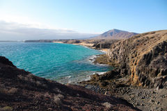 Lanzarote Imagem de Stock Royalty Free