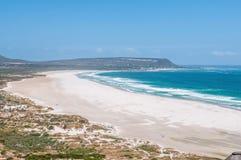 Praia e Kommetjie de Noordhoek imagens de stock