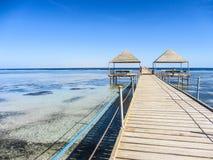 Praia e mar fotos de stock royalty free