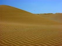 Praia em Agadir em Marrocos Fotografia de Stock Royalty Free