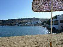 Praia em Bodrum Fotos de Stock