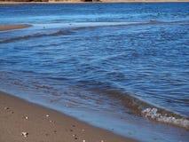Praia em Cape Cod imagem de stock royalty free