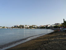 Praia em Datca, Turquia Imagens de Stock