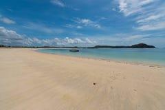 Praia em Indonésia Fotos de Stock