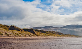 Praia em Ireland Fotografia de Stock