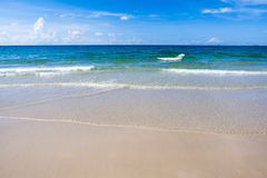 Praia em Ko Samet Fotos de Stock Royalty Free