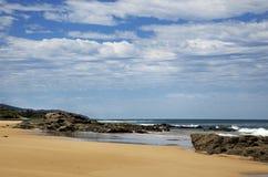 Praia em Lorne, Austrália Fotografia de Stock Royalty Free
