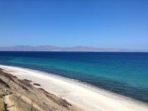 Praia em México Imagem de Stock Royalty Free
