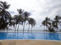 Praia em Margarita Island Foto de Stock Royalty Free