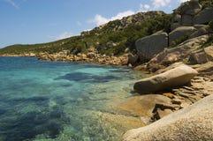 Praia em Palau Foto de Stock