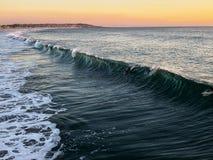Praia em San Diego, EUA fotografia de stock royalty free