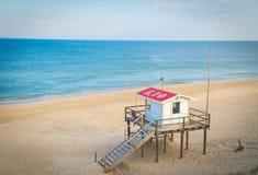 Praia em uma ilha do Mar do Norte foto de stock royalty free