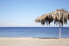 Praia exótica imagens de stock