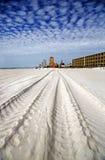 Praia Florida da Cidade do Panamá Fotografia de Stock