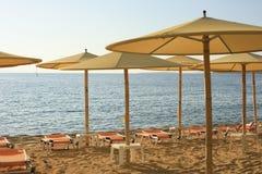 Praia Grécia Sithonia Imagem de Stock