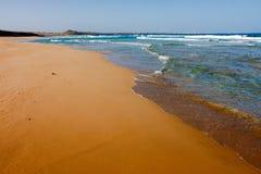 Praia Grande, Cape Verde, Africa Stock Photo
