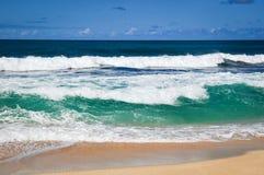 Praia havaiana Foto de Stock Royalty Free