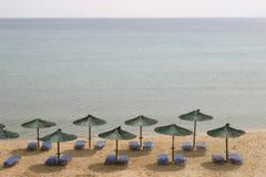 Praia ideal Imagem de Stock