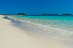 Praia II de Whitehaven Imagem de Stock Royalty Free