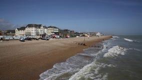 Praia Inglaterra Reino Unido de Bognor Regis filme