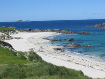 Praia Iona Foto de Stock