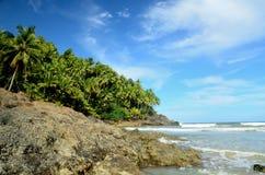 Praia Itacare de Brasil Imagem de Stock