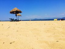 Praia, Kavos, Grécia fotos de stock royalty free