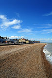 Praia Kent do negócio Fotografia de Stock