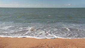 Praia magnética da ilha, baía em ferradura video estoque