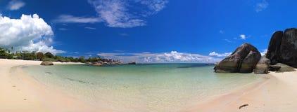 Praia maravilhosa Fotografia de Stock