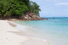 Praia maravilhosa em Tailândia Imagem de Stock Royalty Free