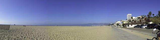 praia na imagem do panorama de miami Foto de Stock Royalty Free