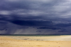 praia no iranja intrometido madagascar Foto de Stock