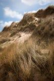 Praia no Pas de Calais, França Foto de Stock